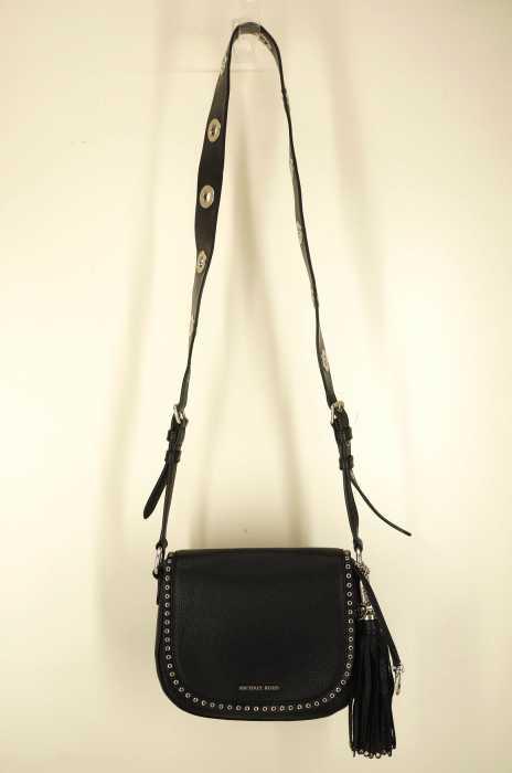 Michael Kors (マイケルコース) Brooklyn Medium Leather タッセルショルダー レディース バッグ