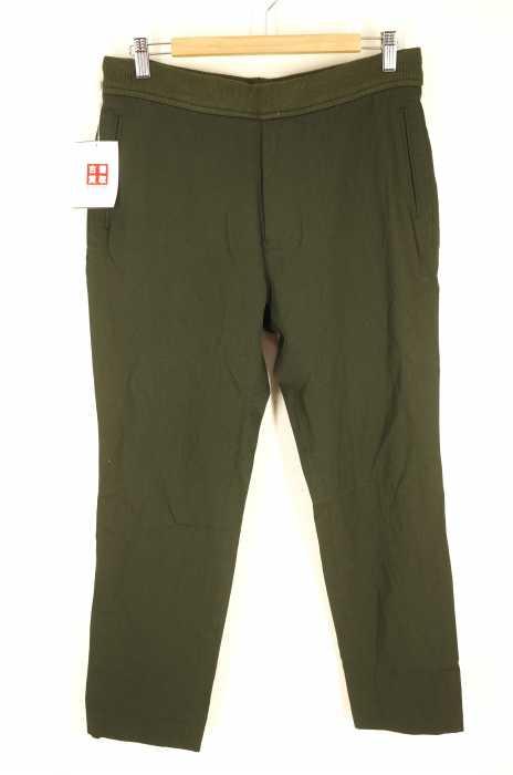 TOMORROWLAND(トゥモローランド) ハイカウントギャバ イージーパンツ メンズ パンツ