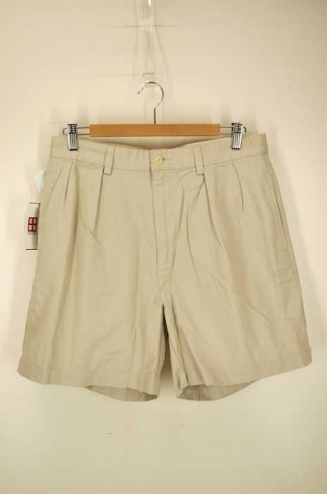 Polo by RALPH LAUREN (ポロバイラルフローレン) ツータックハーフパンツ メンズ パンツ