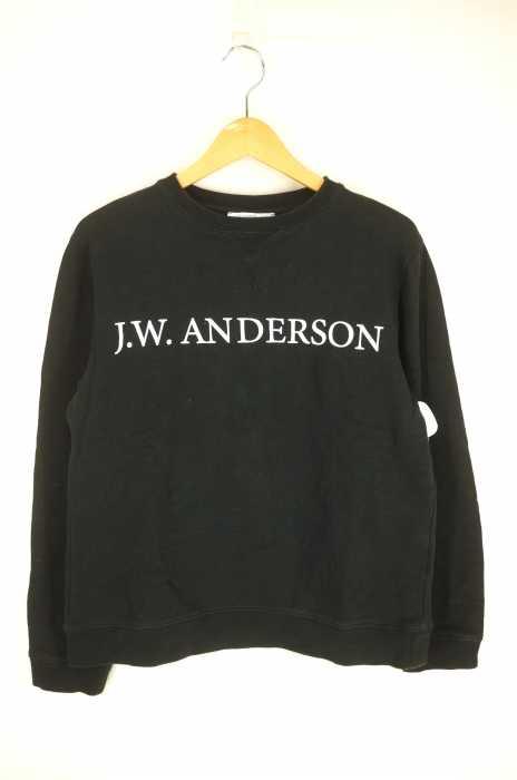 J.W.ANDERSON(ジェイダブリューアンダーソン) プリントロゴトレーナー レディース トップス
