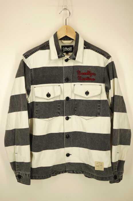 Schott (ショット) シャツジャケット メンズ アウター