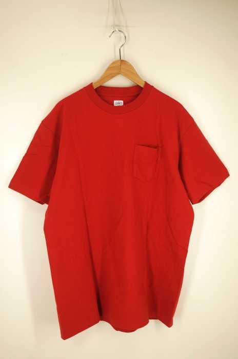 ANATOMICA (アナトミカ) クルーネックポケットTシャツ メンズ トップス