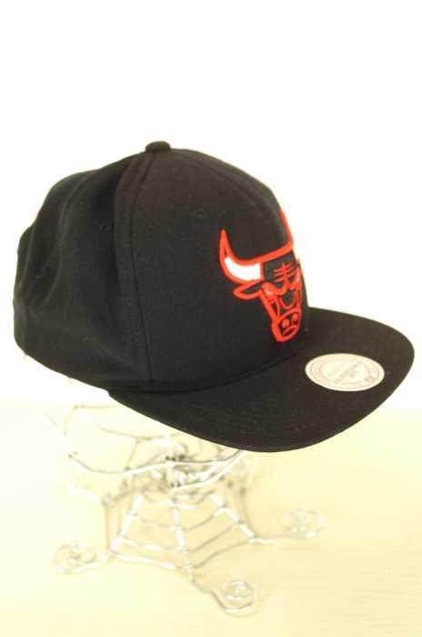 mitchell&ness (ミッチェルアンドネス) 刺繍ベースボールキャップ メンズ 帽子