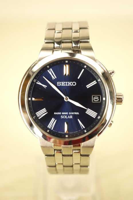SEIKO(セイコー) スピリット RADIO WAVE 7B52-0AH0 メンズ 腕時計