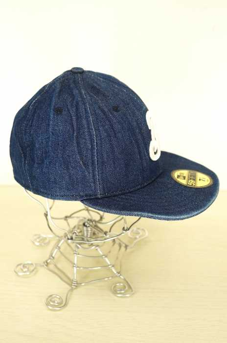 NEW ERA (ニューエラ) ベイスターズ 刺繍 メンズ 帽子