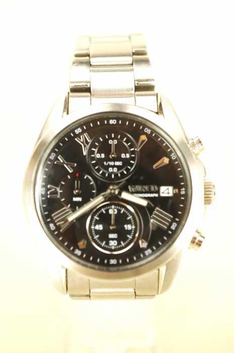 WIRED(ワイアード) クロノグラフクォーツ メンズ 腕時計