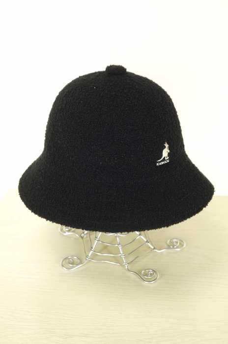 KANGOL (カンゴール) パイル地 バケットハット メンズ 帽子