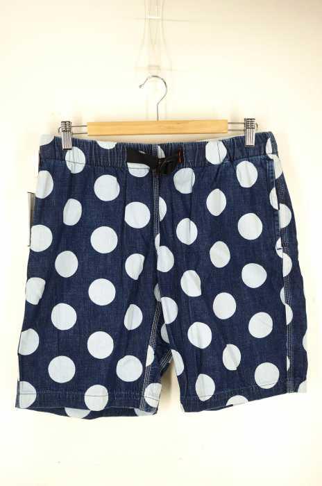 WILD THINGS(ワイルドシングス) ドット柄 クライミング デニムパンツ メンズ パンツ
