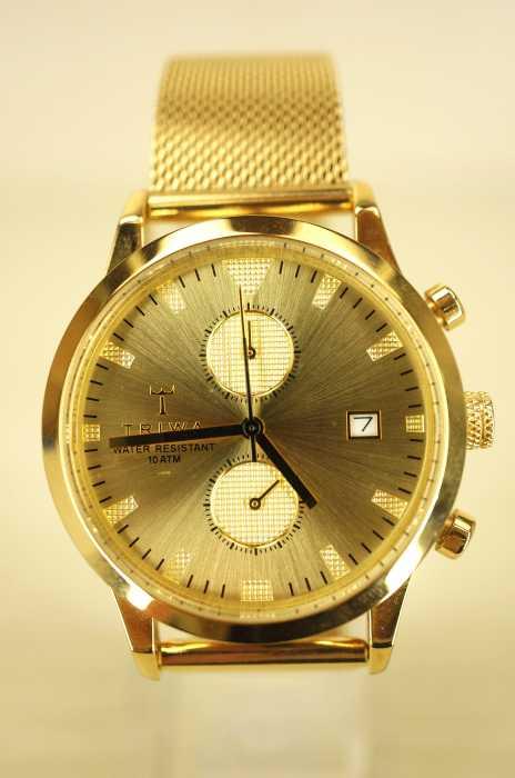TRIWA(トリワ) LCST109 クオーツ腕時計 メンズ 腕時計