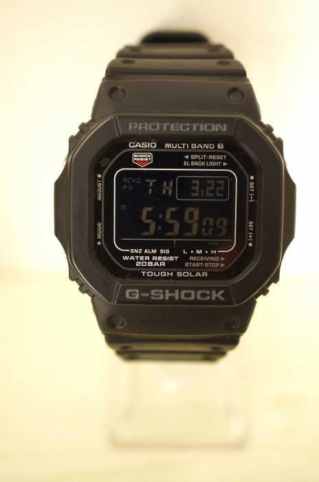 G-SHOCK (ジーショック) GW-M5610-1BJF G-SHOCK メンズ 腕時計