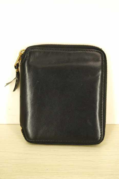 COMME des GARCONS(コムデギャルソン) ラウンドファスナー 二つ折り財布 メンズ 財布・ケース