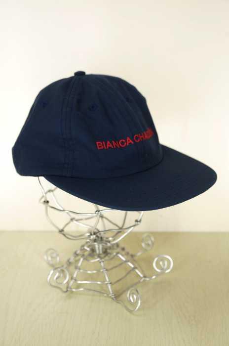 BIANCA CHANDON(ビアンカシャンドン) USA製 ロゴ刺繍入り メンズ 帽子