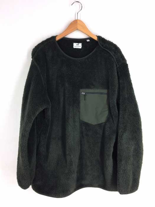 UNIQLO × Engineered Garments(ユニクロ エンジニアードガーメンツ) BOA PULLOVER スウェット メンズ トップス