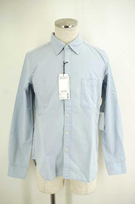 MUJI labo (ムジラボ) オーガニックコットンブロードボタンダウンシャツ メンズ トップス
