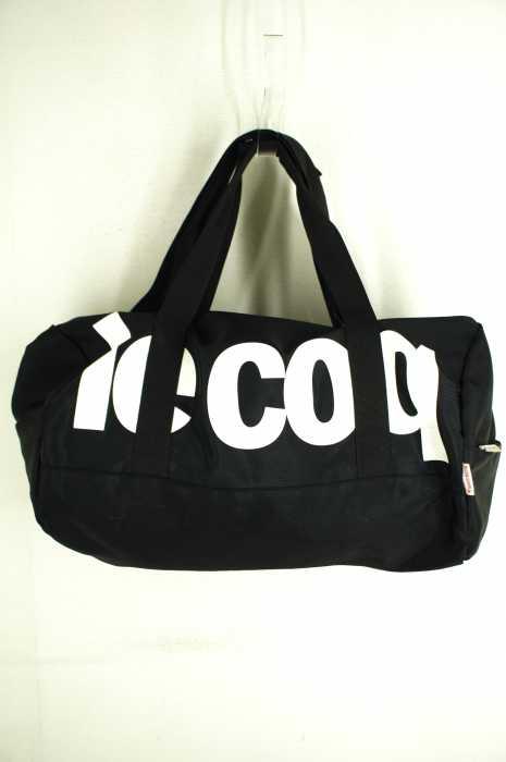le coq sportif (ルコック スポルティフ) ロゴプリントボストンバッグ メンズ バッグ