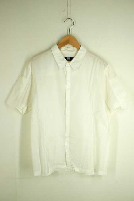 MARITHE + FRANCOIS GIRBAUD(マリテフランソワジルボー) 袖デザインシャツ メンズ トップス