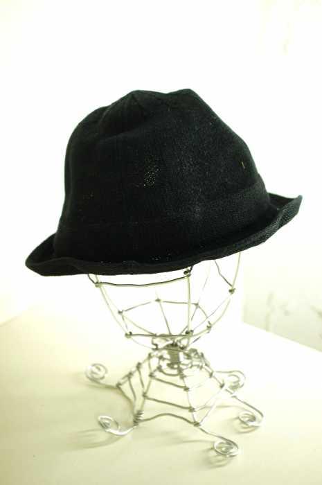 junhashimoto(ジュンハシモト) KNIT HAT シルク混中折れニットハット メンズ 帽子