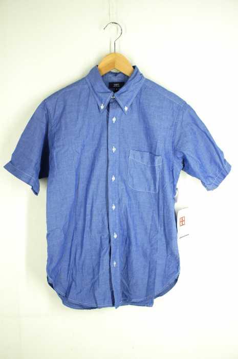 SHIPS (シップス) USA製 ボタンダウンシャツ メンズ トップス