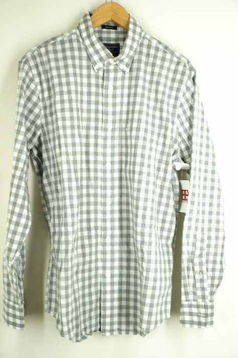 Abercrombie & Fitch(アバクロンビーアンドフィッチ) ボタンダウン チェックシャツ メンズ トップス