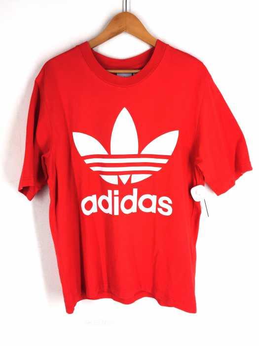adidas Originals (アディダスオリジナルス) ロゴプリントTシャツ メンズ トップス