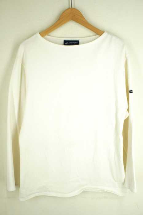 SAINT JAMES(セントジェームス) バスクシャツ メンズ トップス
