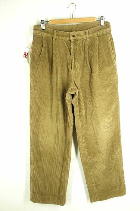 BROOKS SPORT(ブルックススポーツ) 2タック コーデュロイパンツ 太畝 メンズ パンツ