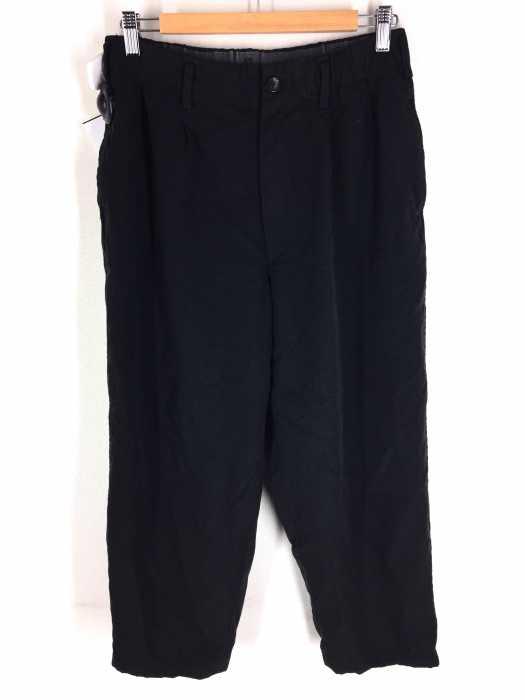 Ys for men(ワイズフォーメン) ウールスラックスパンツ イージーパンツ メンズ パンツ