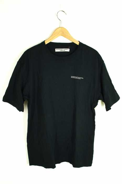 KATHARINE HAMNETT LONDON(キャサリンハムネットロンドン) バックプリントTシャツ メンズ トップス