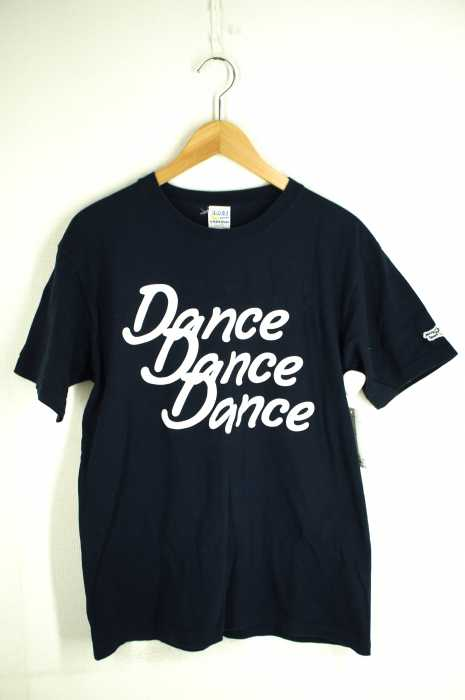 JAZZY SPORT(ジャジースポート) Dance Dance Dance プリントTシャツ メンズ トップス