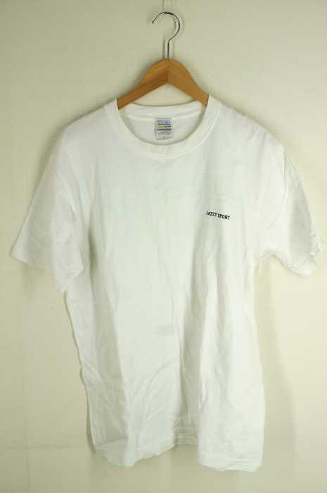 JAZZY SPORT(ジャジースポート) ロゴプリント Tシャツ メンズ トップス