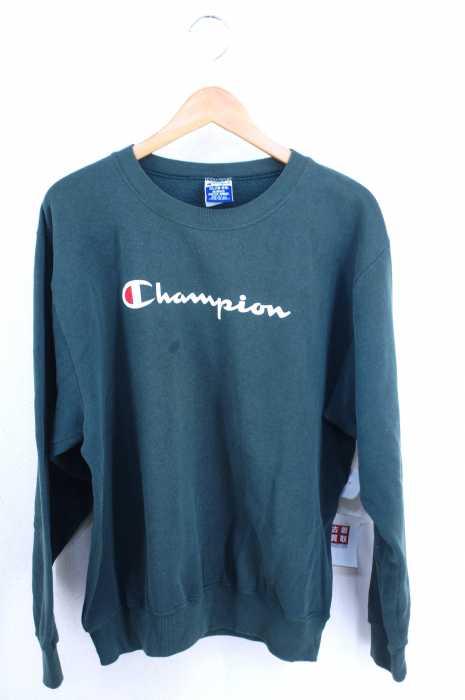 Champion (チャンピオン) ロゴプリントスウェット メンズ トップス