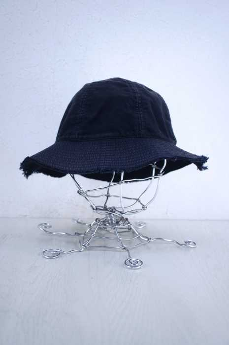 COMESANDGOES(カムズアンドゴーズ) カットオフ加工 バケットハット メンズ 帽子