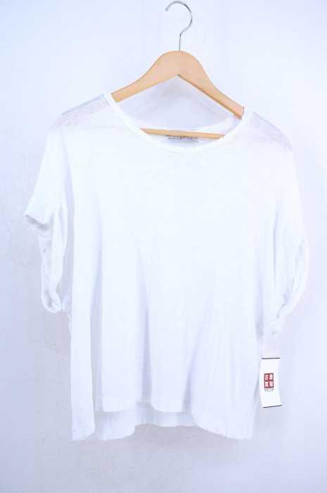 sandro(サンドロ) ダメージ加工Tシャツ レディース トップス