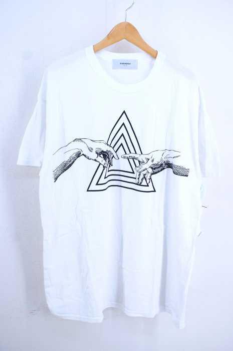 PARADOX(パラドックス) プリントTシャツ メンズ トップス