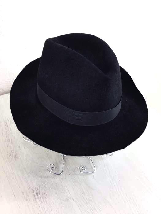 Borsalino(ボルサリーノ) 中折れ ウールハット メンズ 帽子