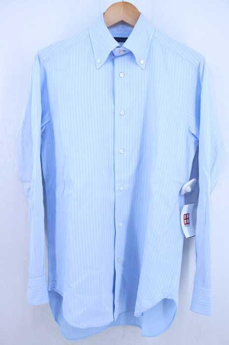 UNITED ARROWS (ユナイテッドアローズ) ストライプ ボタンダウン ワイシャツ メンズ トップス