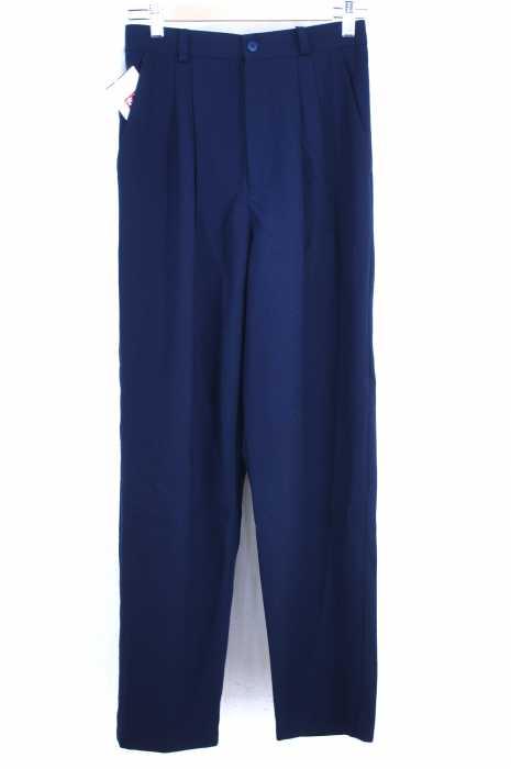 USED古着  (ユーズドフルギ) METRO New York 2タックワイドスラックス メンズ パンツ