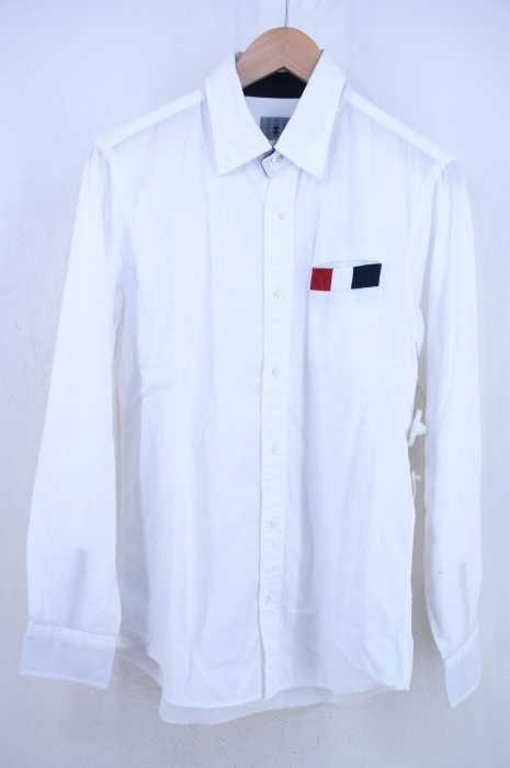 TK(ティーケイ) カラーポケット ボタンシャツ メンズ トップス
