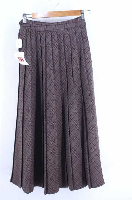 RETRO GIRL (レトロガール) チェックタックプリーツスカート レディース スカート