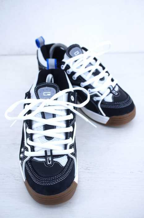 GLOBE(グローブ) Grey-Gum CT-IV Classic Shoe メンズ シューズ
