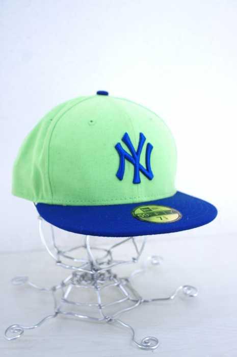 NEW ERA (ニューエラ) New York Yankees 6パネルベースボールキャップ メンズ 帽子