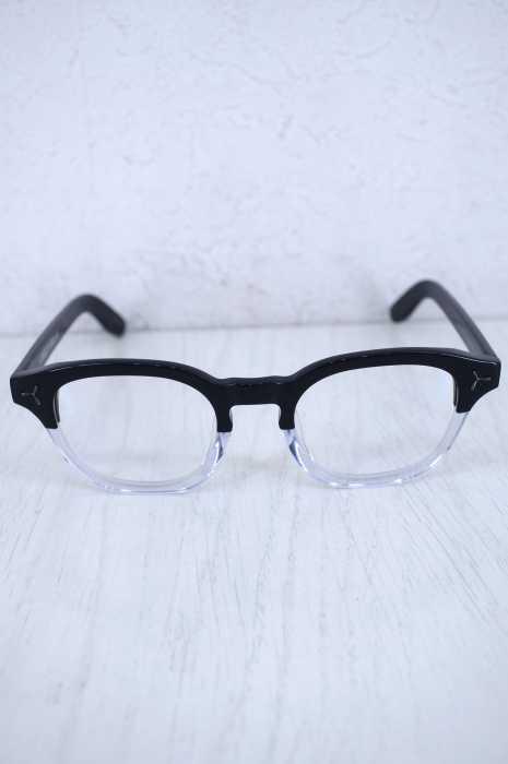 RUSTY NAIL(ラスティ ネイル) 1035 ウェリントン眼鏡 メンズ ファッション雑貨