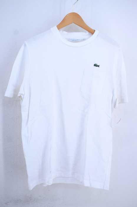 LACOSTE (ラコステ) コットンピケTシャツ メンズ トップス