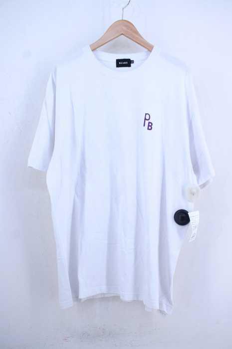 BEAMS × Paperboy(ビームス  ペーパーボーイ) プリントTシャツ メンズ トップス