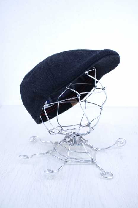 Gottmann (ゴットマン) ウール地ハンチングキャップ メンズ 帽子