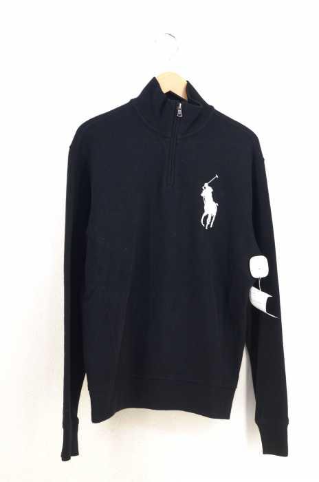 Polo by RALPH LAUREN (ポロバイラルフローレン) ビッグポニー刺繍 ハーフジッププルオーバー メンズ アウター