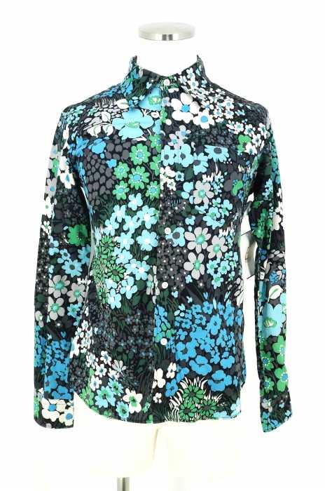 BOHEMIANS (ボヘミアンズ) 花柄 ボタンシャツ メンズ トップス