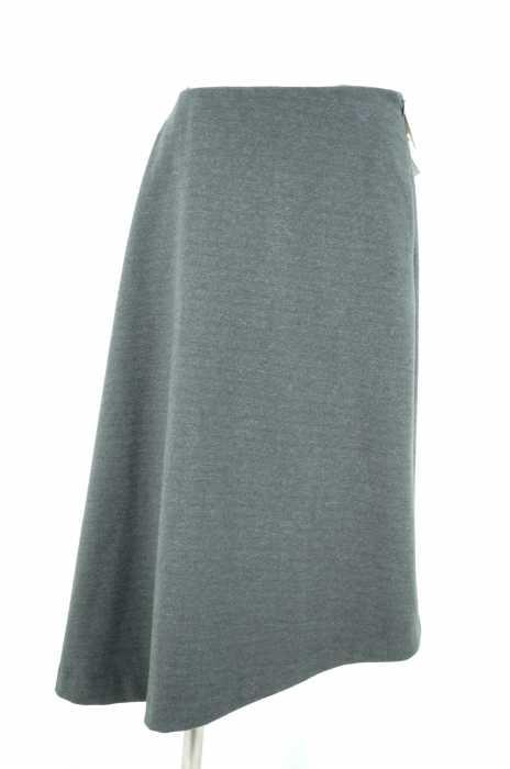 Mila Owen (ミラオーウェン) アシメントリーフレアスカート レディース スカート