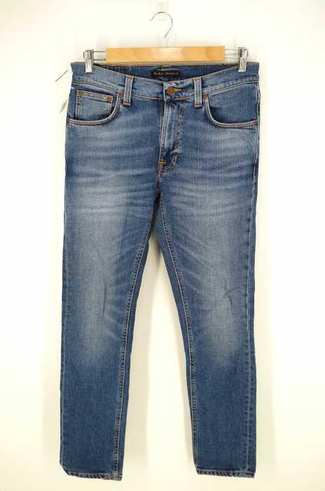 Nudie Jeans (ヌーディージーンズ) スキニーデニムパンツ メンズ パンツ