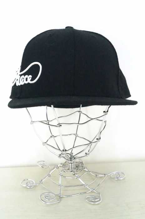 MASTER PIECE × NEW ERA(マスターピース ニューエラ) ロゴ刺繍BBキャップ メンズ 帽子